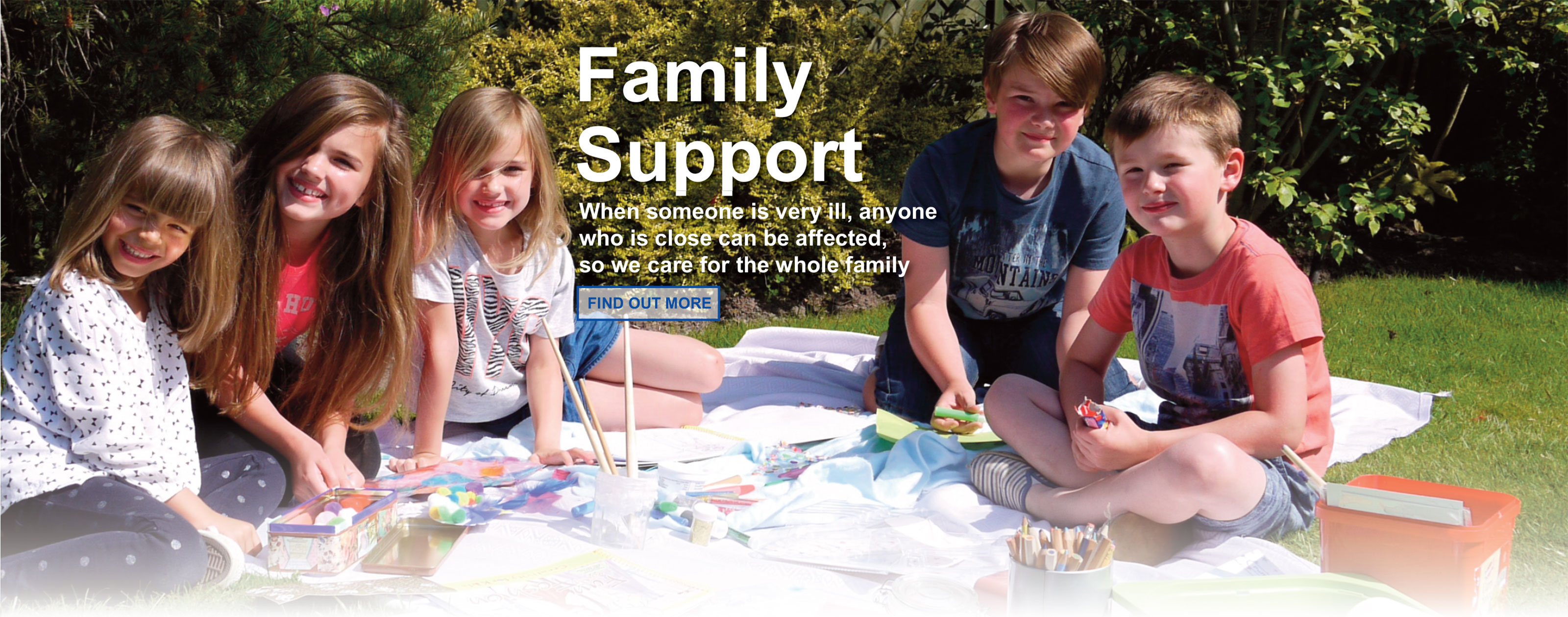 family Support Cover