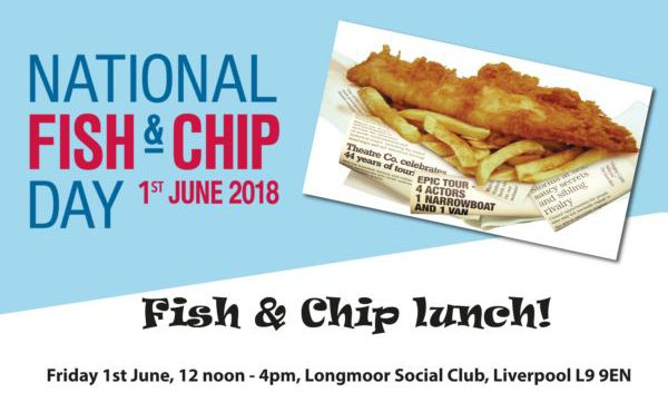 National Fish and Chip Day!