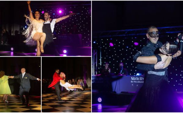 Dance, Sparkle and Fun – a 'Strictly' Amazing Evening!