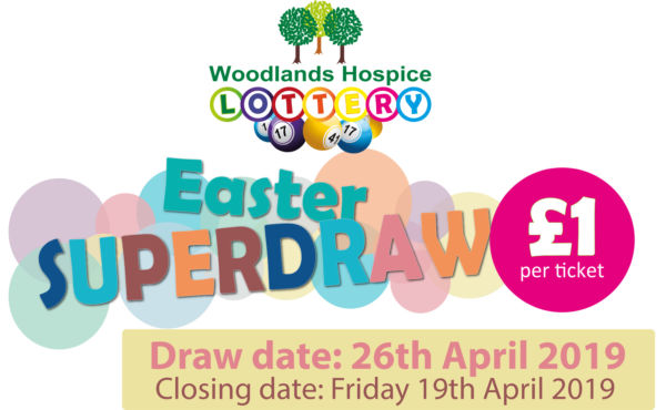 Lottery Easter Superdraw 2019