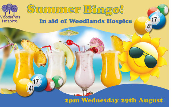 Summer Bingo at Woodlands!