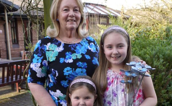 Woodlands forget-me-not appeal launched