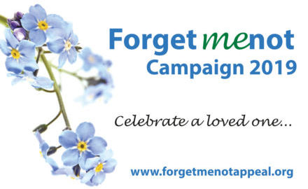 Forget-me-not Campaign 2019