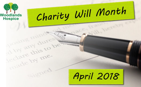 Woodlands launches Charity Will Month