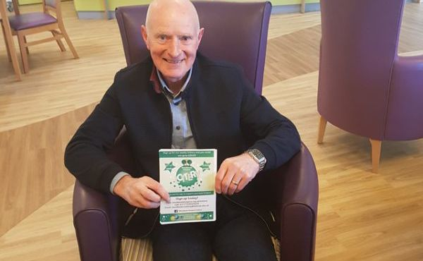 Lottery Winner, Tom Massey, shares his experience of winning the weekly jackpot prize!