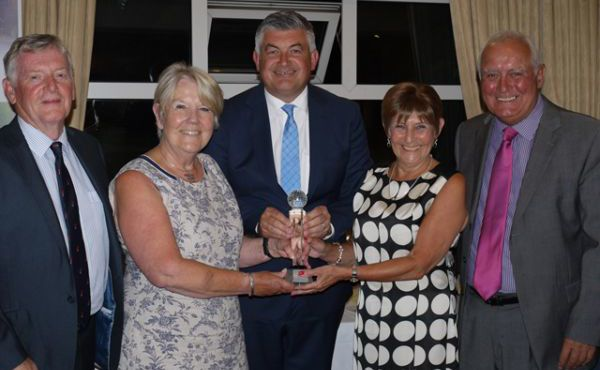 Golfers Hit a Hole in One Raising Over £8000 during Woodlands Hospice's Annual Golf Classic Event