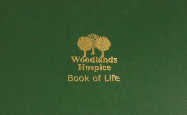 Woodlands Hospice Book of Life 2020