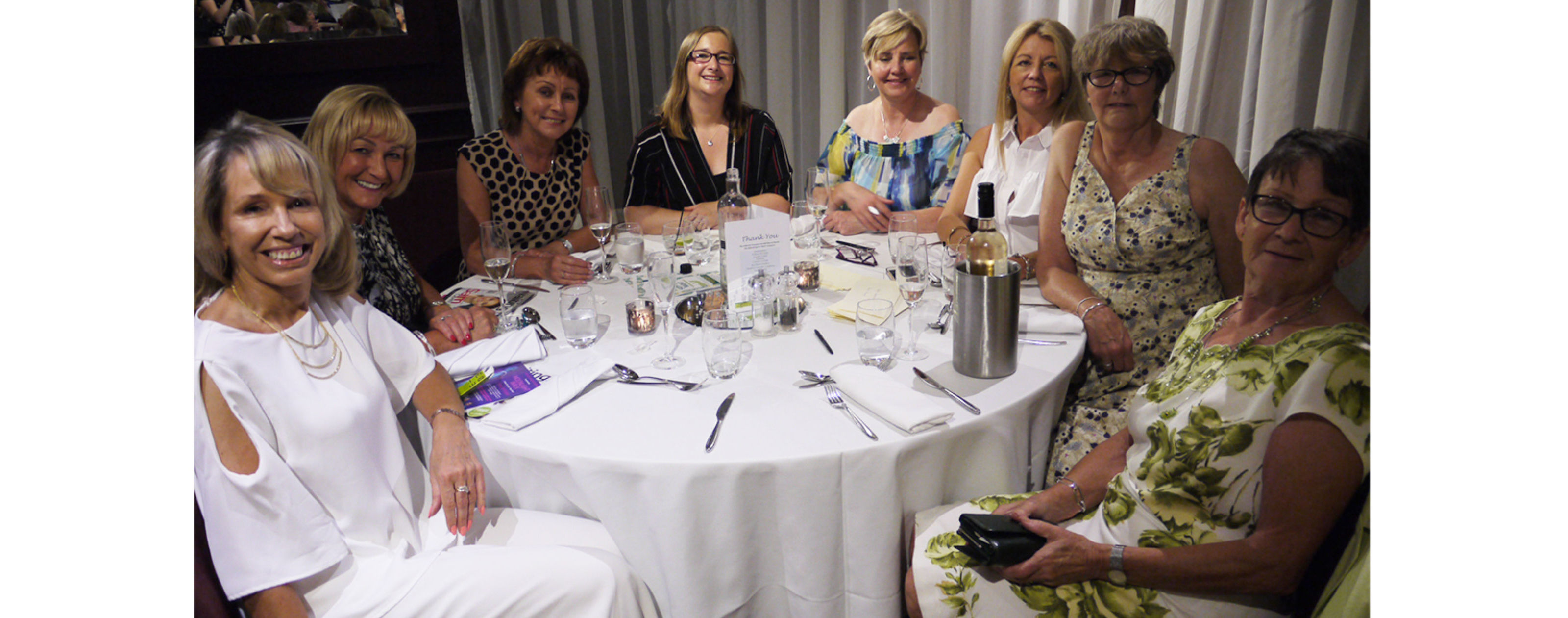 Another fantastic turnout for the Woodlands Hospice Ladies Lunch