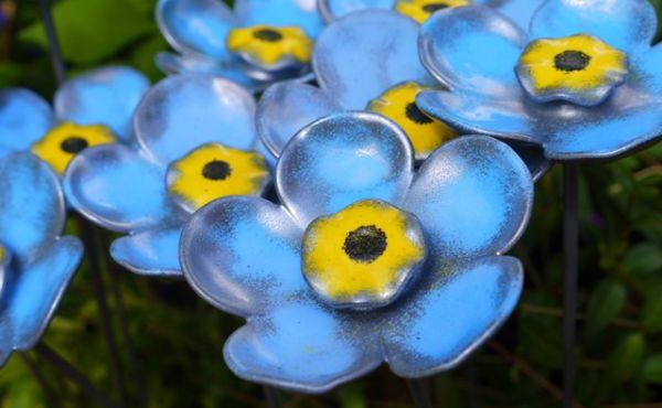 Woodlands Hospice Forget-Me-Not
