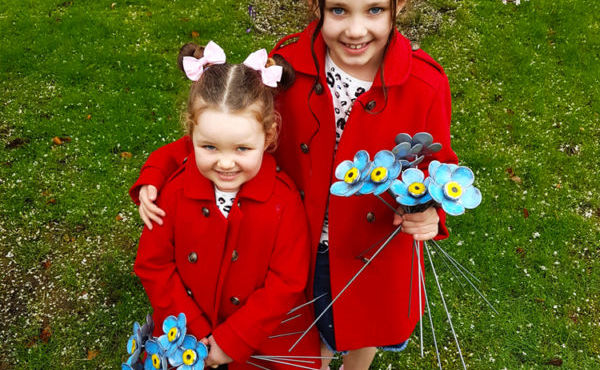 Virtual Forget-me-not appeal for Woodlands Hospice
