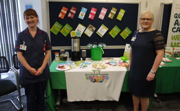 Woodlands Hospice supports Dying Matters Awareness Week