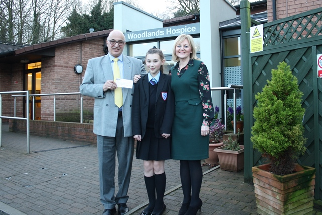 Olivia Tom and Christine £150 cheque web