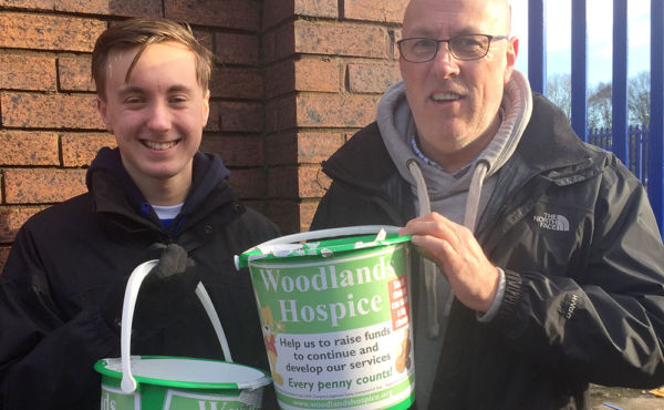 Everton bucket collection