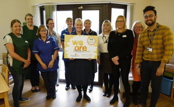 Woodlands Hospice Supports Hospice Care Week