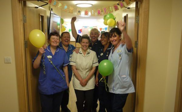 Woodlands Hospice Celebrates 10 years of our Inpatient Unit!