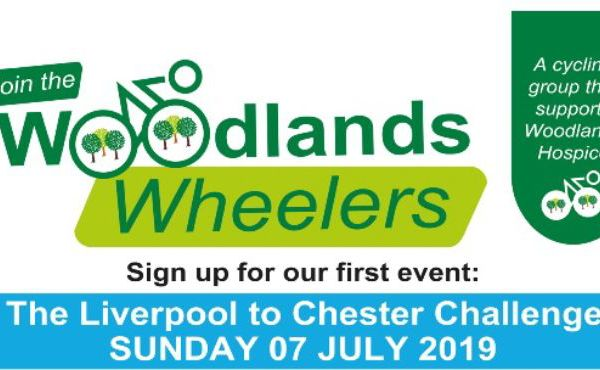 Woodlands Wheelers – Cycling to help make a difference!